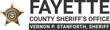 Inmate Information | Fayette Sheriff's Office, OH